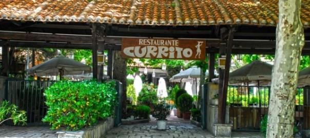 Entrada Currito en la Casa de Campo de Madrid