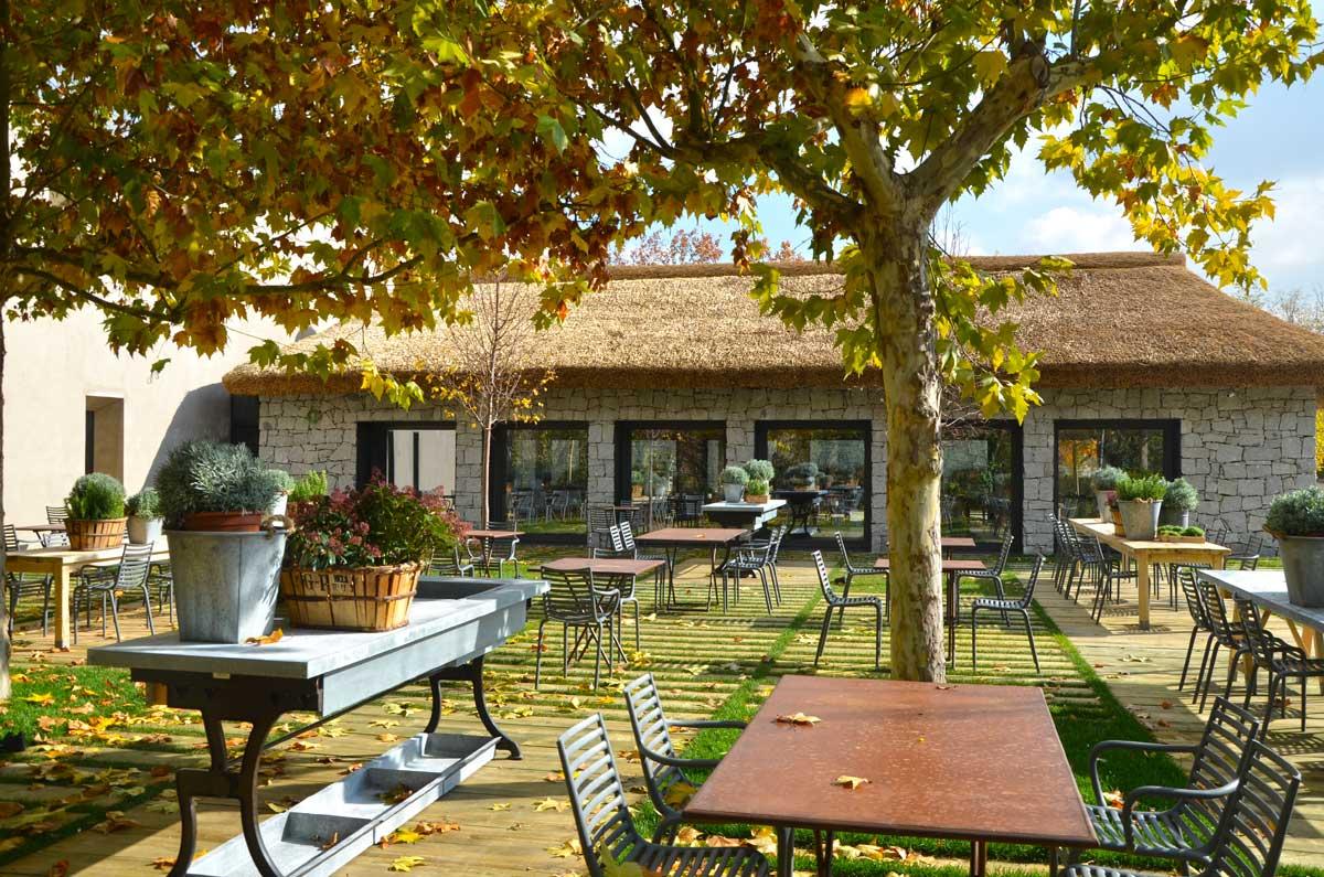 Restaurante el filand n madrid uno m s de pescader as for Casa y jardin tienda madrid
