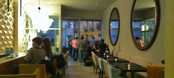 M rim e madrid madrid a la carta - Restaurante merimee ...