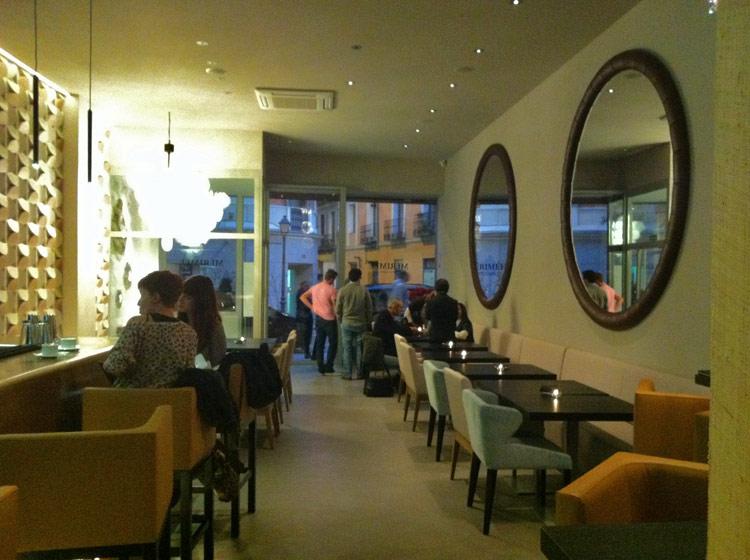 Restaurante m rim e de fuencarral al cielo - Restaurante merimee ...