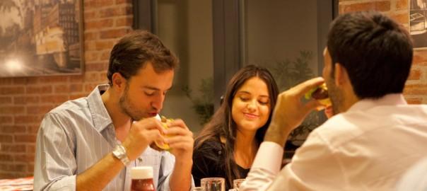 New York Burger Recoletos
