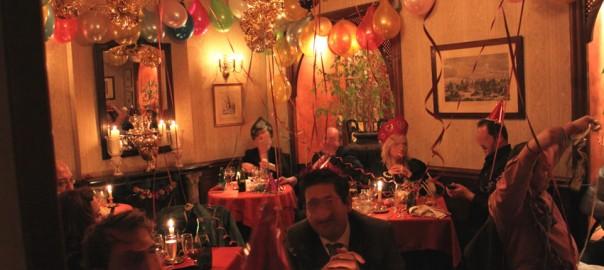 Año Nuevo Ruso en El Cosaco