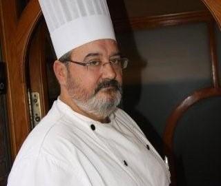 Iñaki Camba, cocinero y propietario de Restaurante Arce