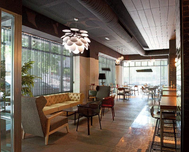 Restaurante La Coloquial, vintage reigns!