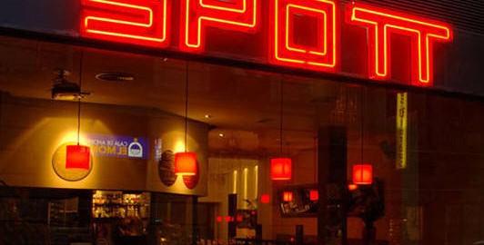 Restaurante Spott en el centro de Madrid