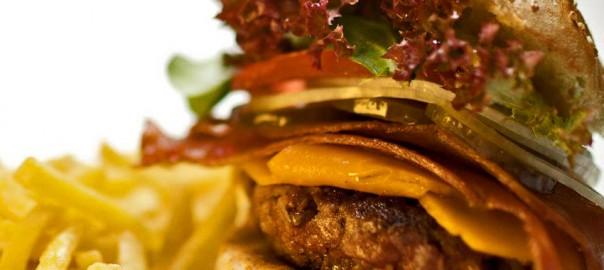 Hamburguesa de Home Burger