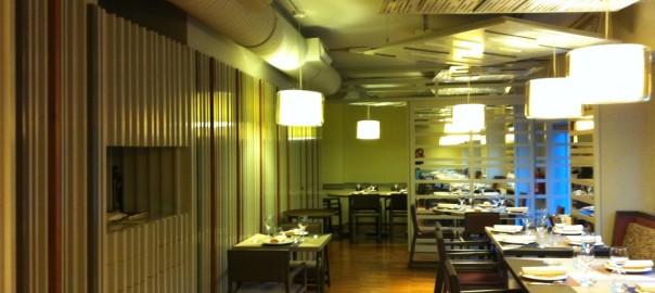 Restaurante IO Madrid de Iñaki Oyarbide
