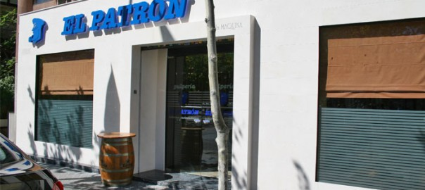 El Patrón, nuevo restaurante del Grupo La Máquina