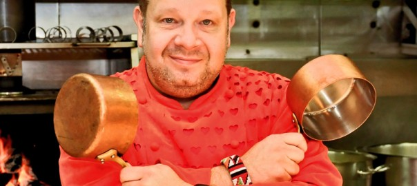 Alberto Chicote y sus pesadillas en algunas cocinas