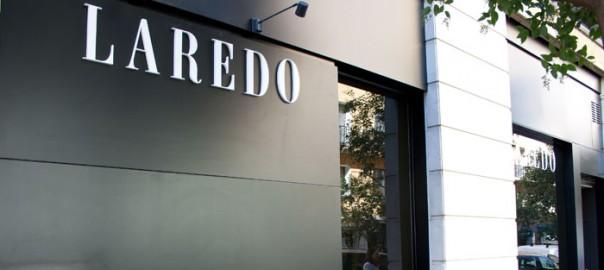 Entrada del Restaurante Laredo
