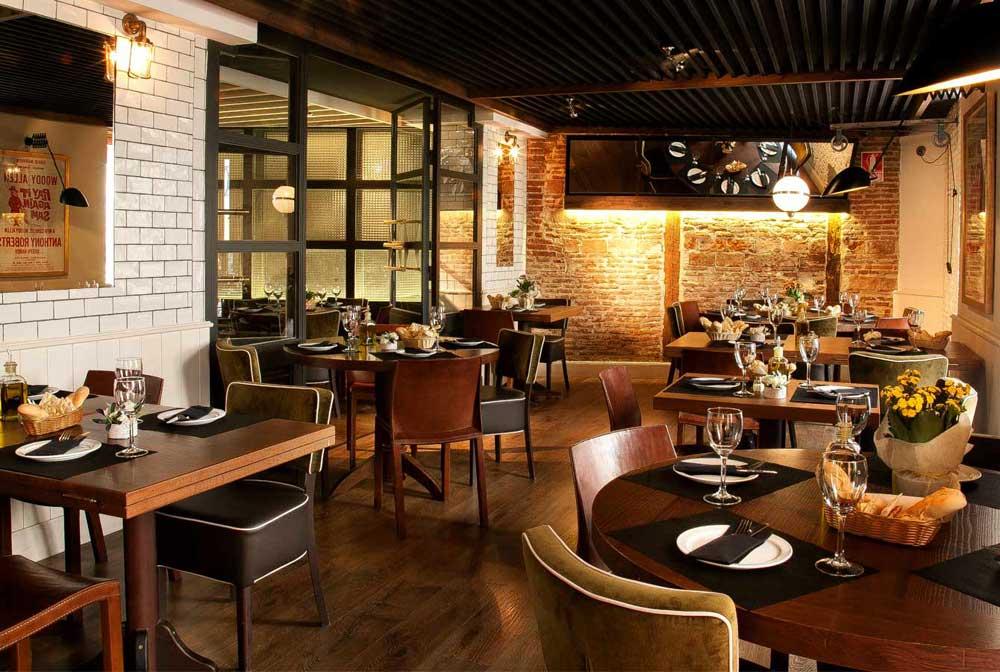 Restaurante Ateneo de Madrid