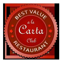 Club a la carta Ofertas restaurantes