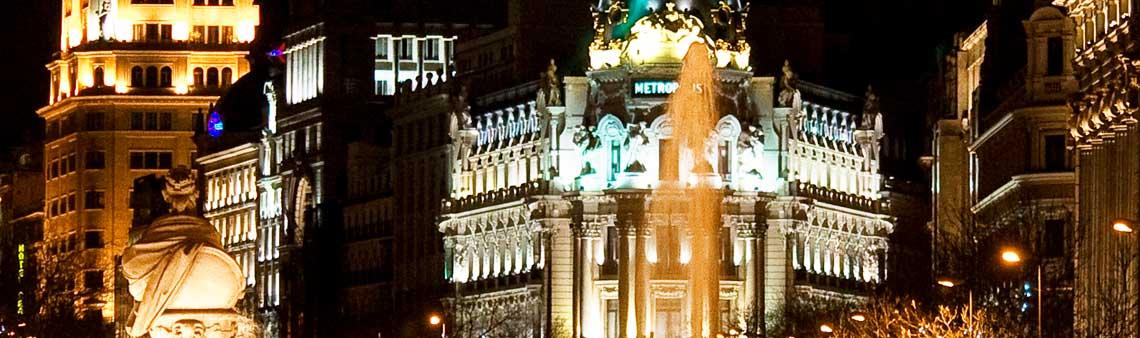 Guía de restaurantes de Madrid