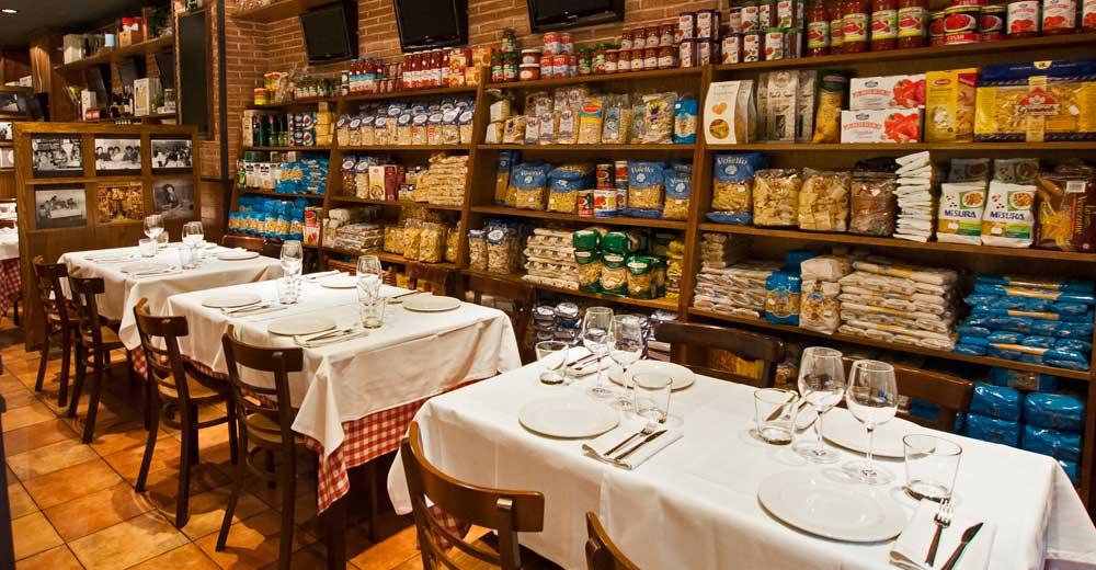 Restaurante italiano Da Giuseppina