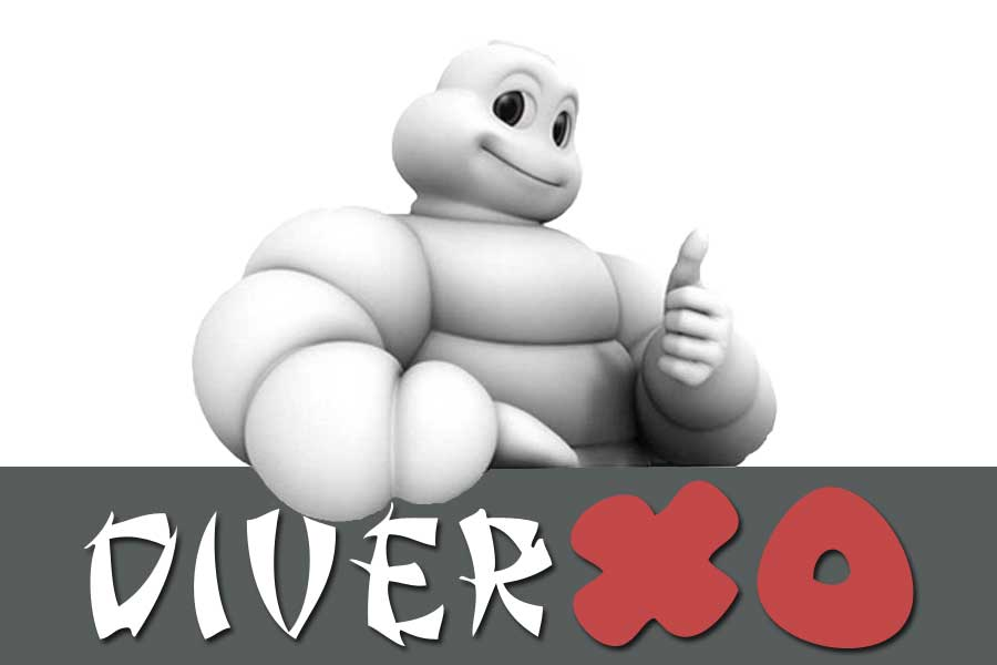 Tres estrellas Michelin para DiverXO