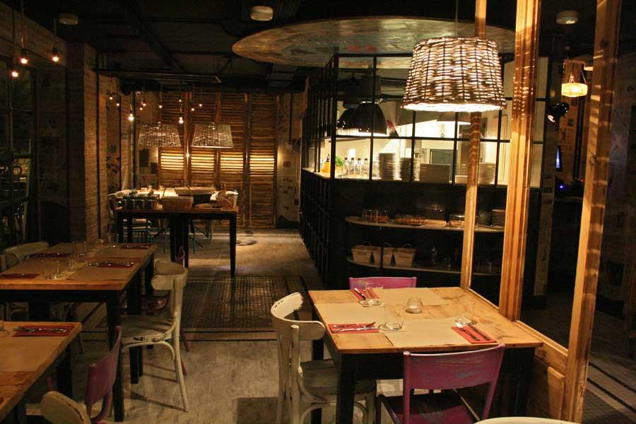 Restaurante Saporem Madrid