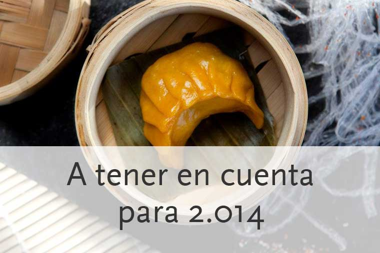 Nakeima Dumpling Bar y más novedades en Madrid