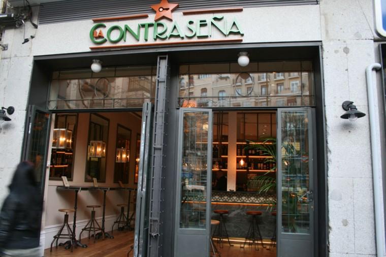 Restaurante y Lounge Bar La Contraseña en Ponzano