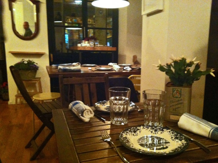 Restaurante Tandem, la evolución de Triciclo