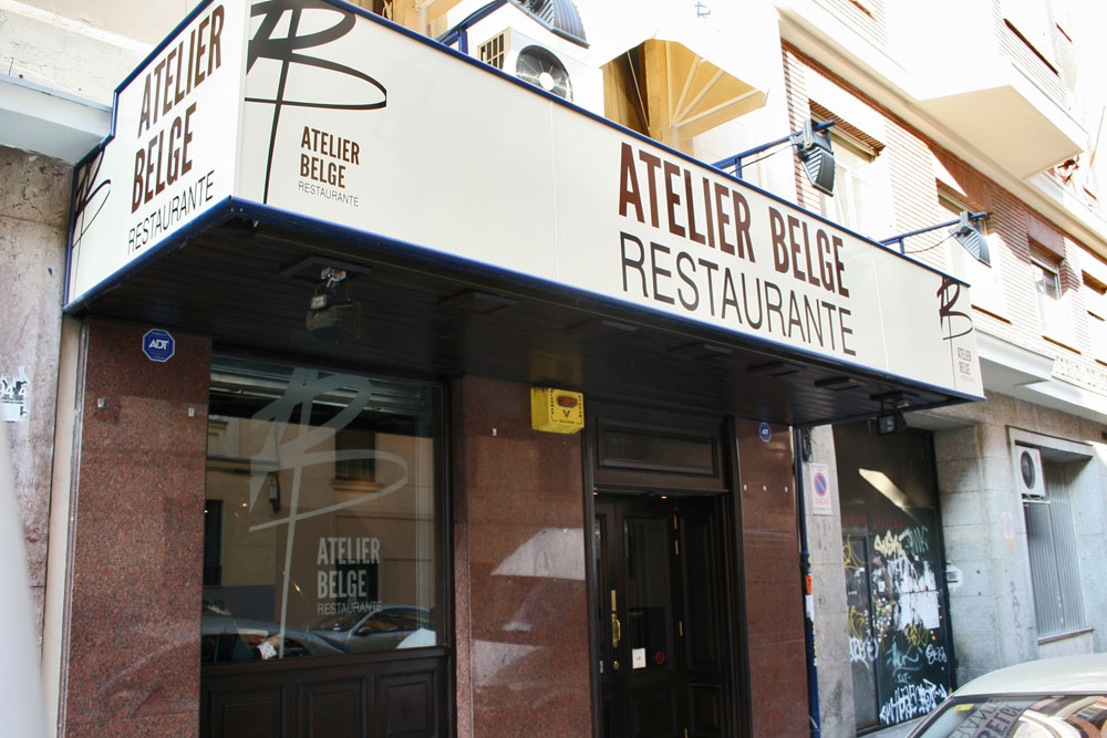 Atelier Belge Bretón de los Herreros Madrid