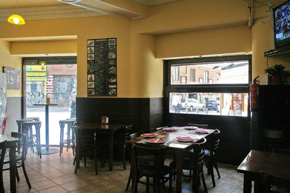 Soy Kitchen en plaza de los Mostenses de Madrid