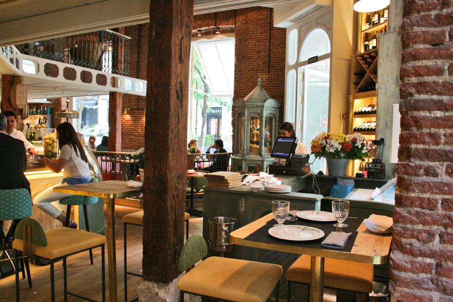 ultramarinos quintín, restaurante, madrid, ocio, salir, acojonante