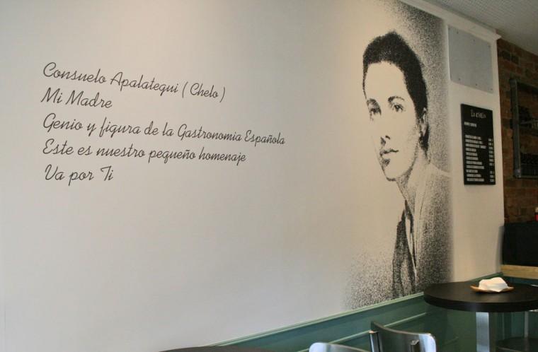 La Chelo Madrid, de Iñaki Oyarbide