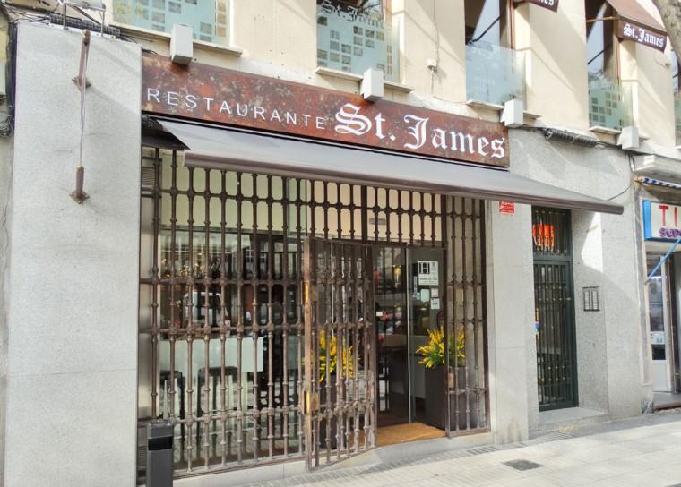 Nuevo Saint James Ortega y Gasset