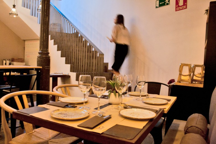 Restaurante Top Ten Madrid