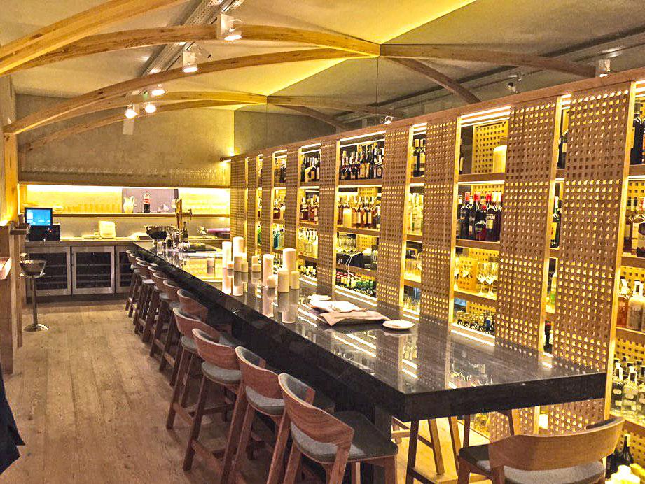 Acojonante, Madrid, ocio, salir, restaurante