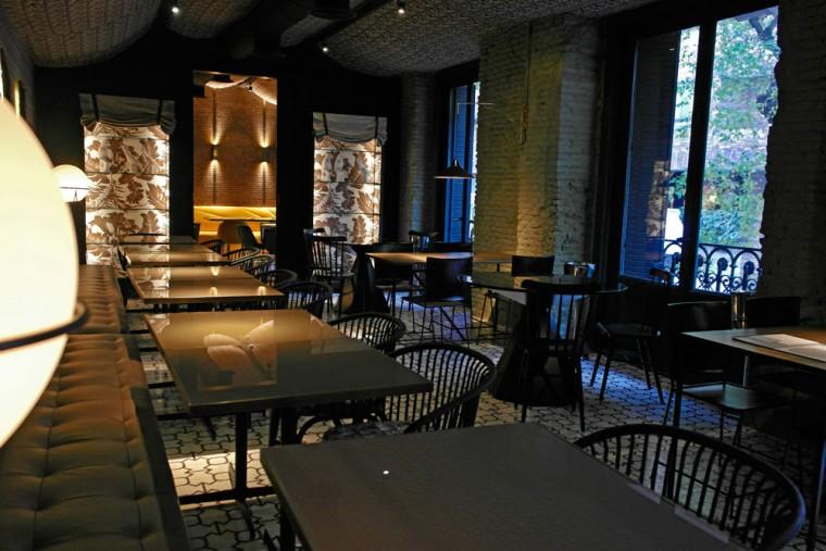 Nuevo restaurante Random en la calle Caracas de Madrid