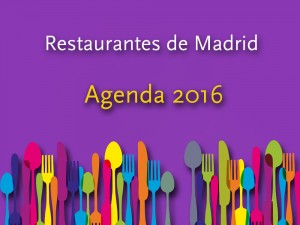 Restaurantes de moda en Madrid 2016