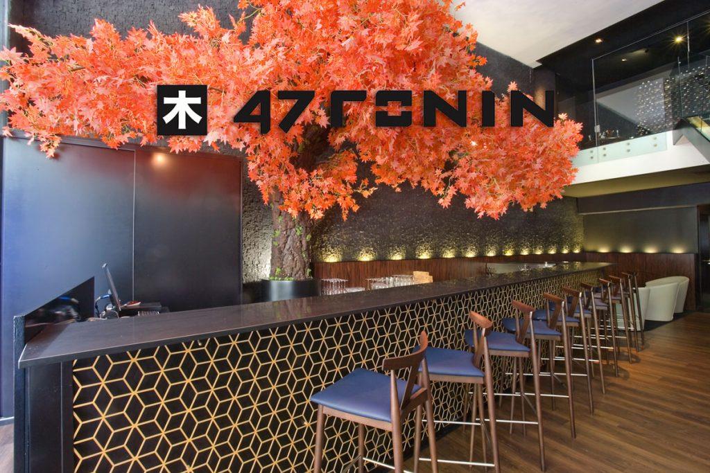 Nuevo restaurante 47 Ronin Madrid