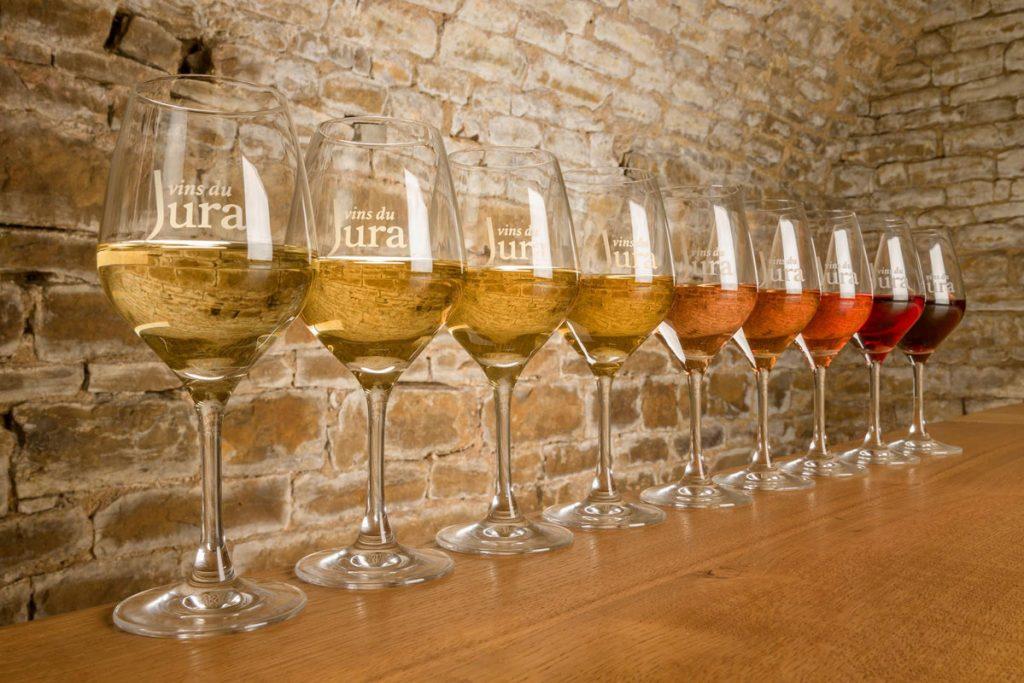 Cata de vinos de Jura en Restaurante Viavélez Madrid