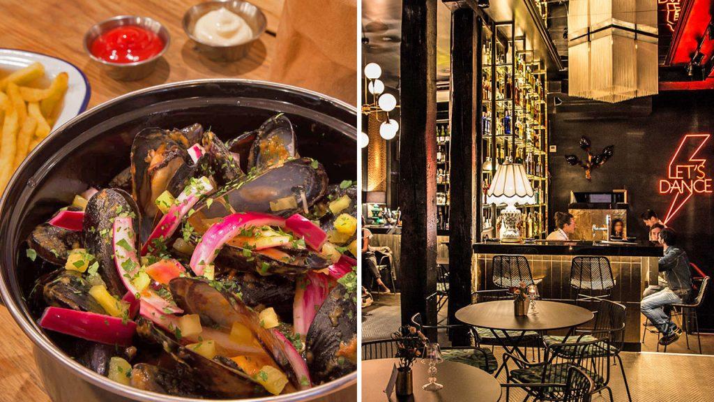Mejillón con sus moules y Bárbara Ann, nuevos restaurantes en Madrid