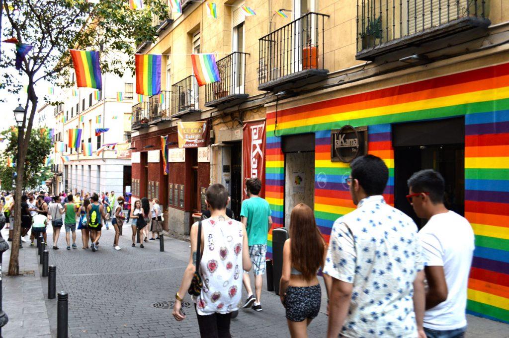 restaurantes en Chueca para el Orgullo Gay 2016