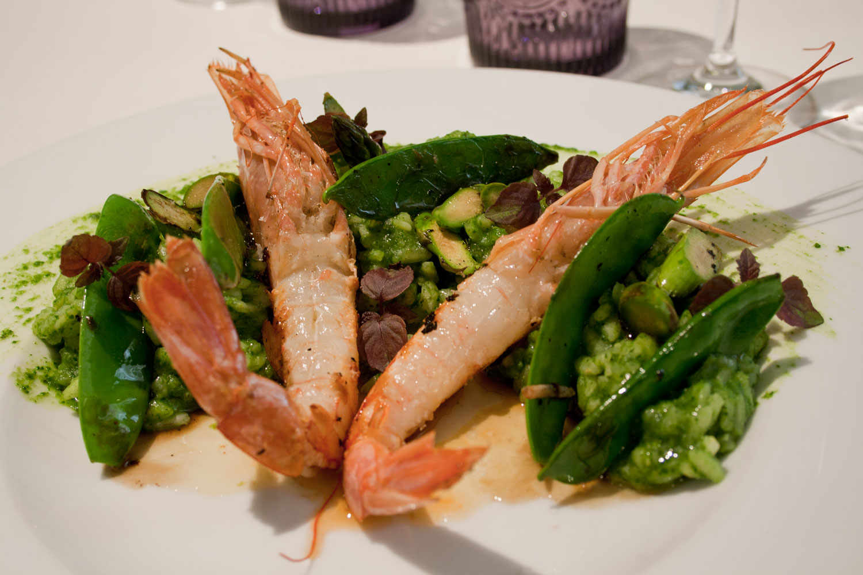 Cocina mediterránea en Creme Delacreme Madrid