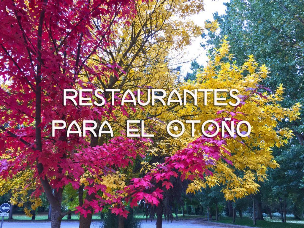 Nuevos restaurantes en Madrid para otoño