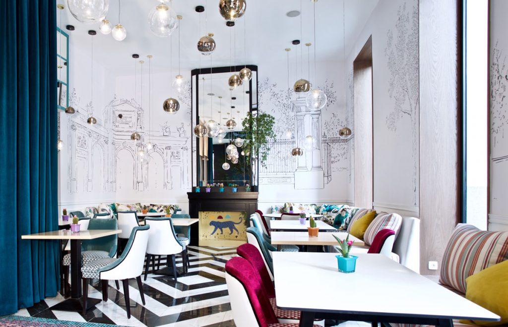 Nuevo restaurante Puerta de Alcalá en Madrid