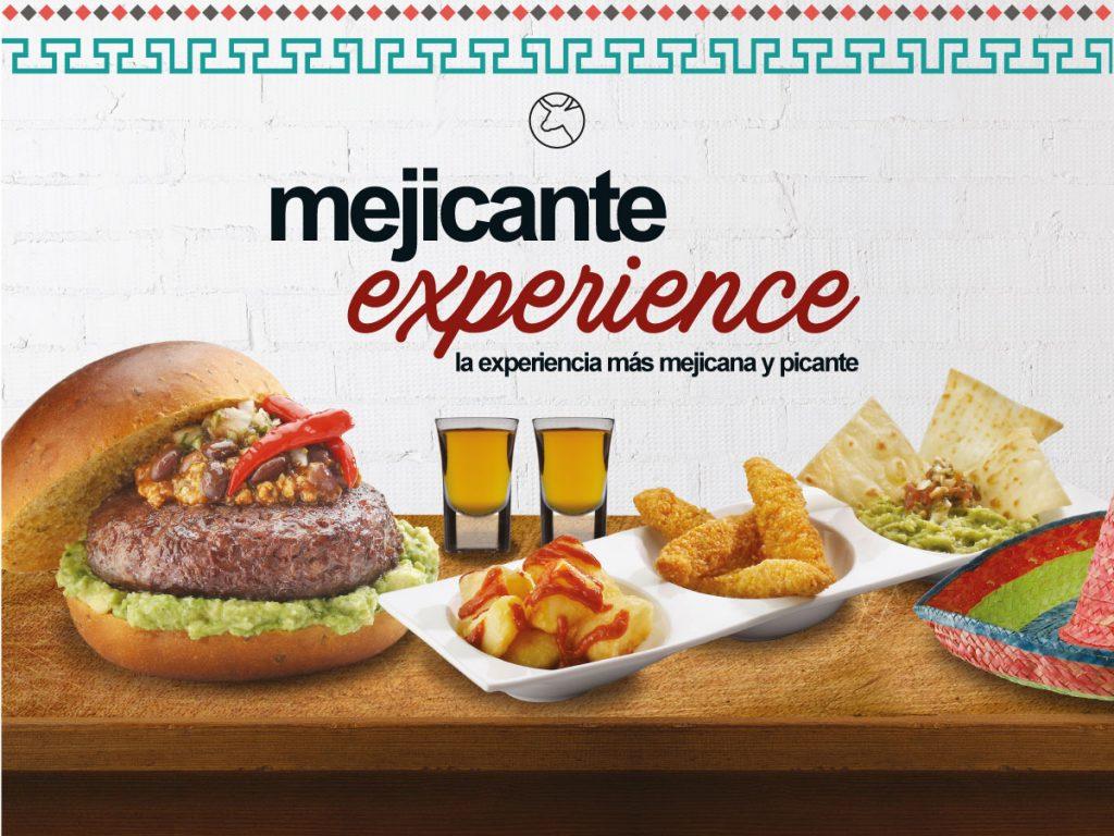 Promoción Mejicante Experience