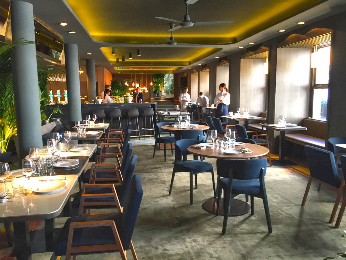 Restaurante La Primera en Gran Vía