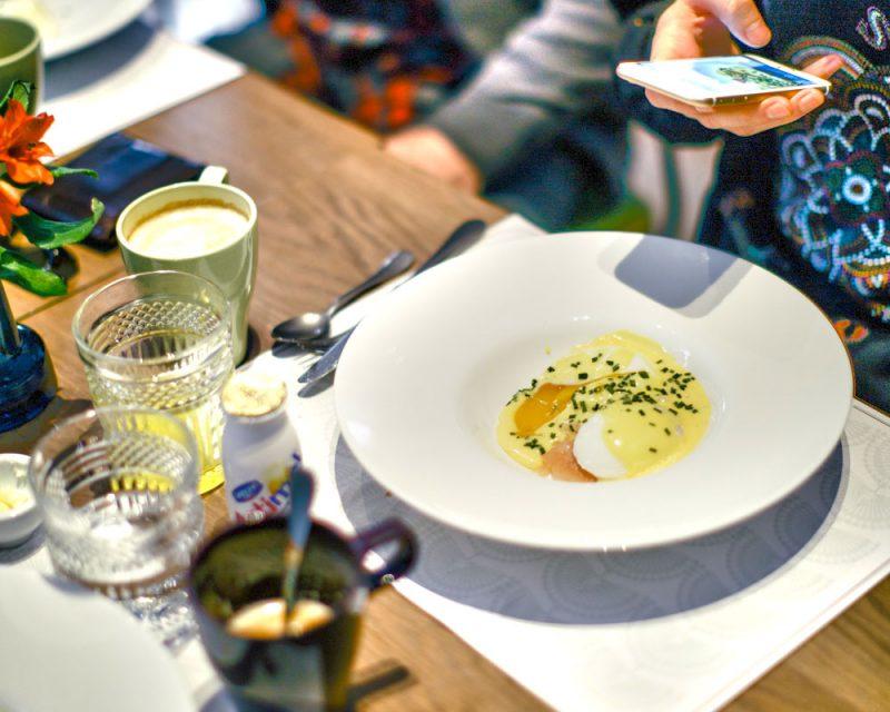 Brunch de Café Oliver en Hermosos & Malditos Madrid