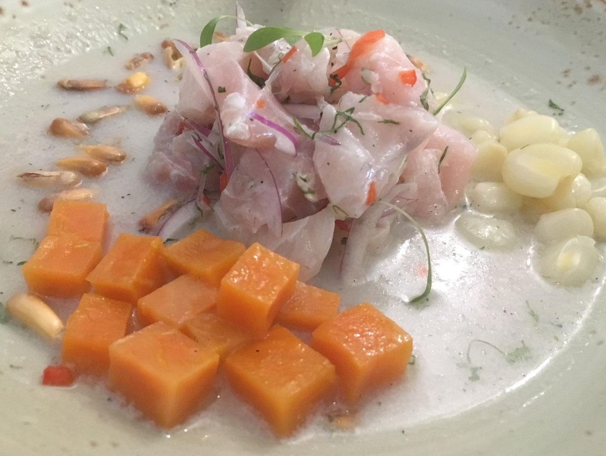 Paschi cocina peruana Pozuelo