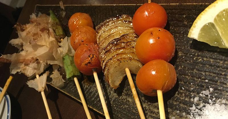 Tori Key cocina japonesa en Madrid