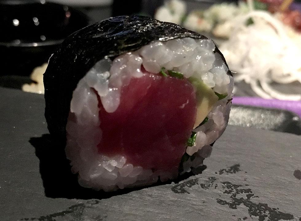 Sky Sushi restaurante japonés Pozuelo