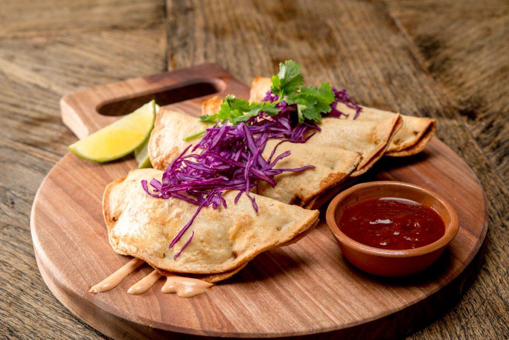 Gastronomía mexicana en Tepic Madrid