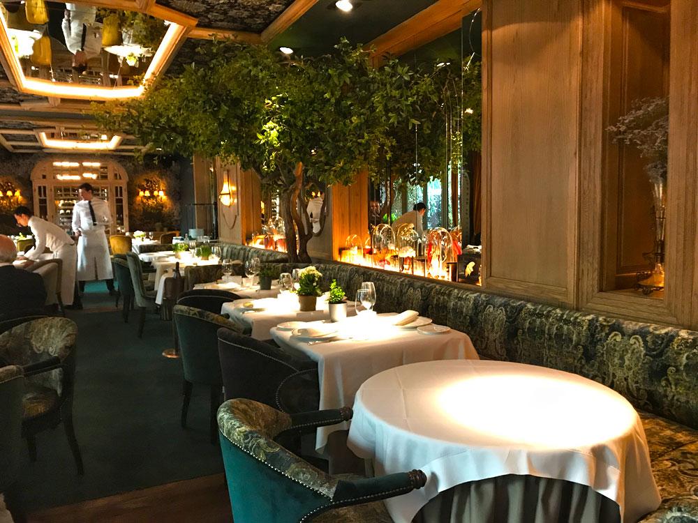 Restaurante Numa Pompilio Madrid