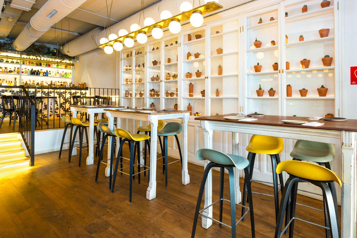 Restaurante Tepic Madrid