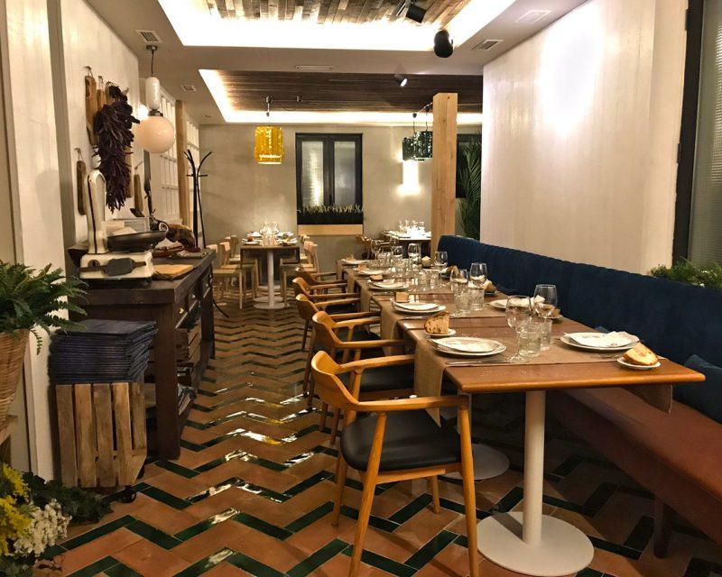 Restaurante cervecería La Retirada Madrid