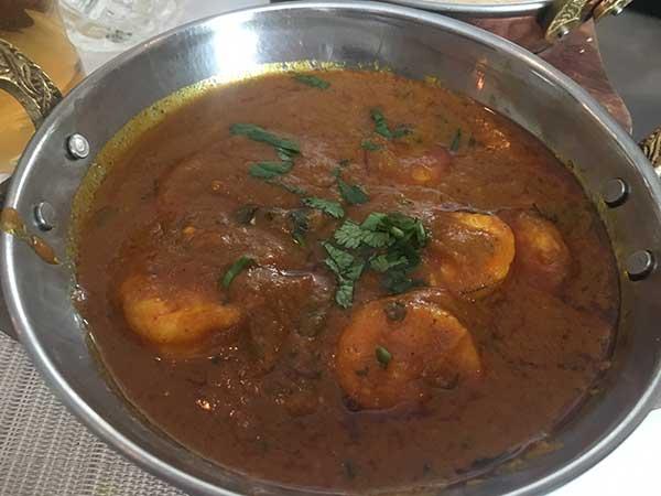 Rumbo Aravaca Bengala restaurante indio